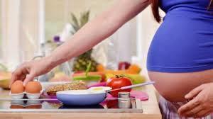 česa nosečnice ne smejo jesti