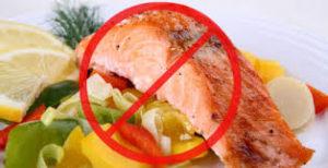 prepovedana hrana med nosečnostjo