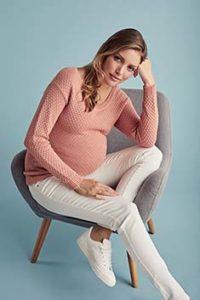 potek nosečnosti po tednih