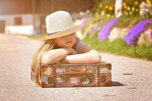 kam na dopust z otrokom