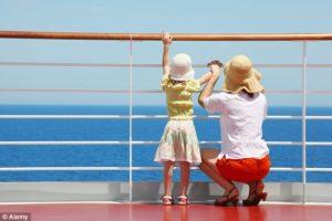 potovanje z otrokom