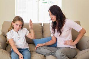 kako vzgajati otroka v obdobju trme