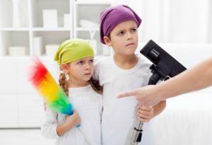 vzgoja otrok pohvala in kritika