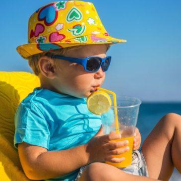 Kako preprečimo sončne opekline pri otrocih?