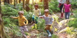 pomen gibanja pri otrocih