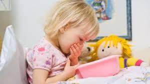 bruhanje pri otrocih