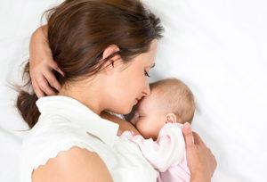 spanje dojenčka čez dan