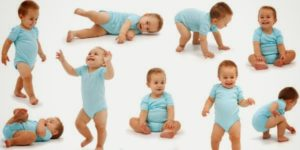 razvoj možganov pri dojenčkih
