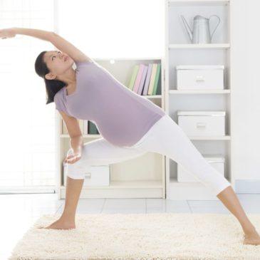 Kakšna telovadba je primerna za nosečnice?