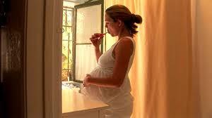 Kako obdržati zdravje zob v nosečnosti?