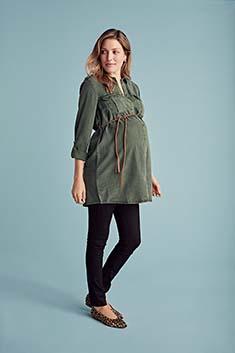 Kako izbrati primerna oblačila v nosečnosti?