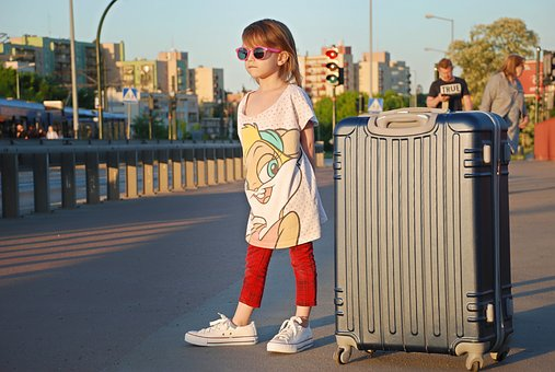 Kako izbrati prave velikosti otroških oblačil?