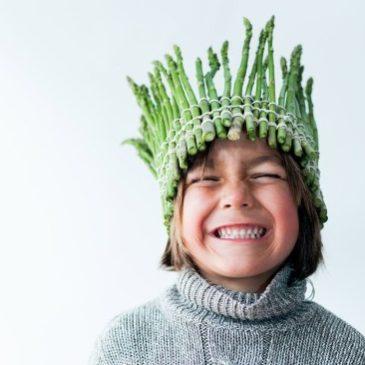 Kako otroka prepričati, da bo zaužil zelenjavo?